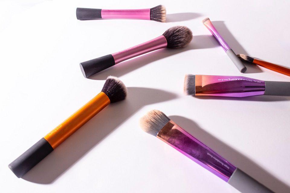 Jak wybierać pędzle do makijażu?