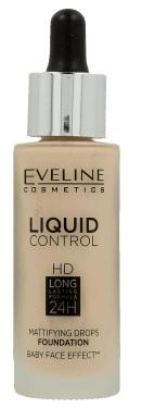 Nowość w kosmetyczce – podkład eveline liquid control